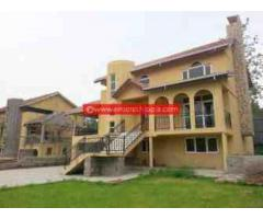 Brand new G 1 house in Kality area, Addis Ababa!