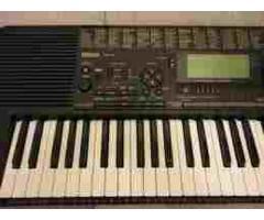 Keyboard, Model PSR-520