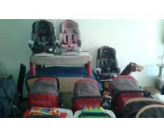 cribs, car seat and strollers sale