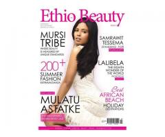 ETHIO BEAUTY MAGAZINE