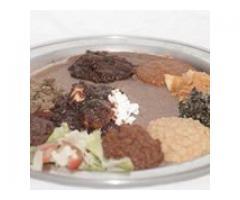Walia Ethiopian Cuisine Ethiopian restaurant · Vegetarian & Vegan Restaurant