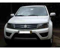 Suzuki Grand Vitara Duty Free 2012