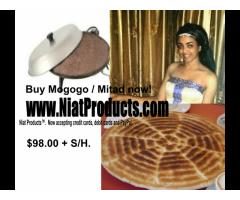 Mogogo / Mitad - niatproducts.com